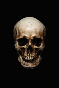 Skullface poked you.